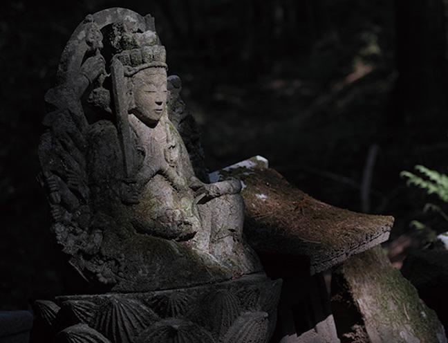 修那羅の石仏群