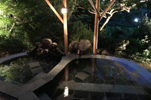 野天風呂「沓掛の湯」